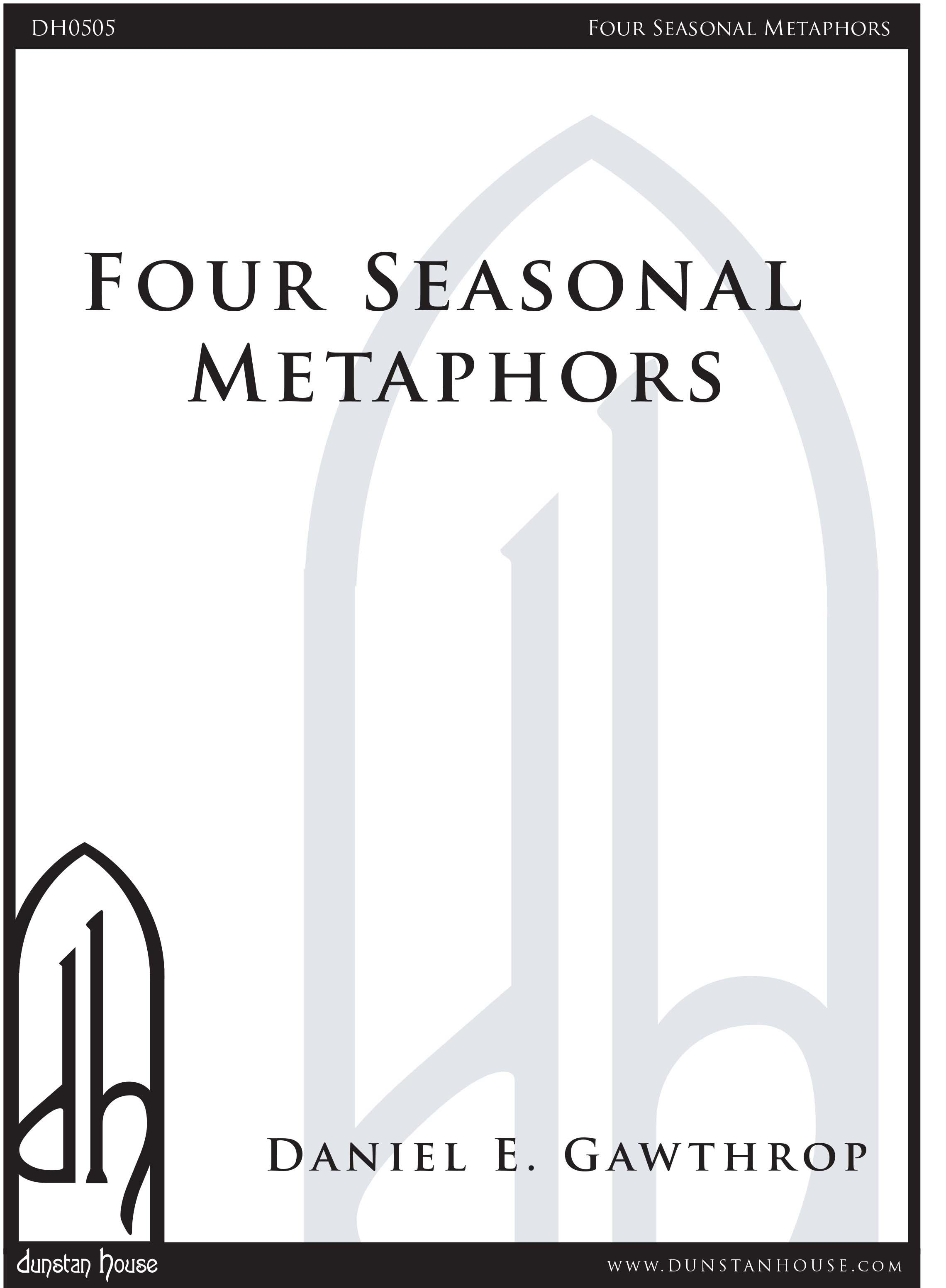 Four Seasonal Metaphors