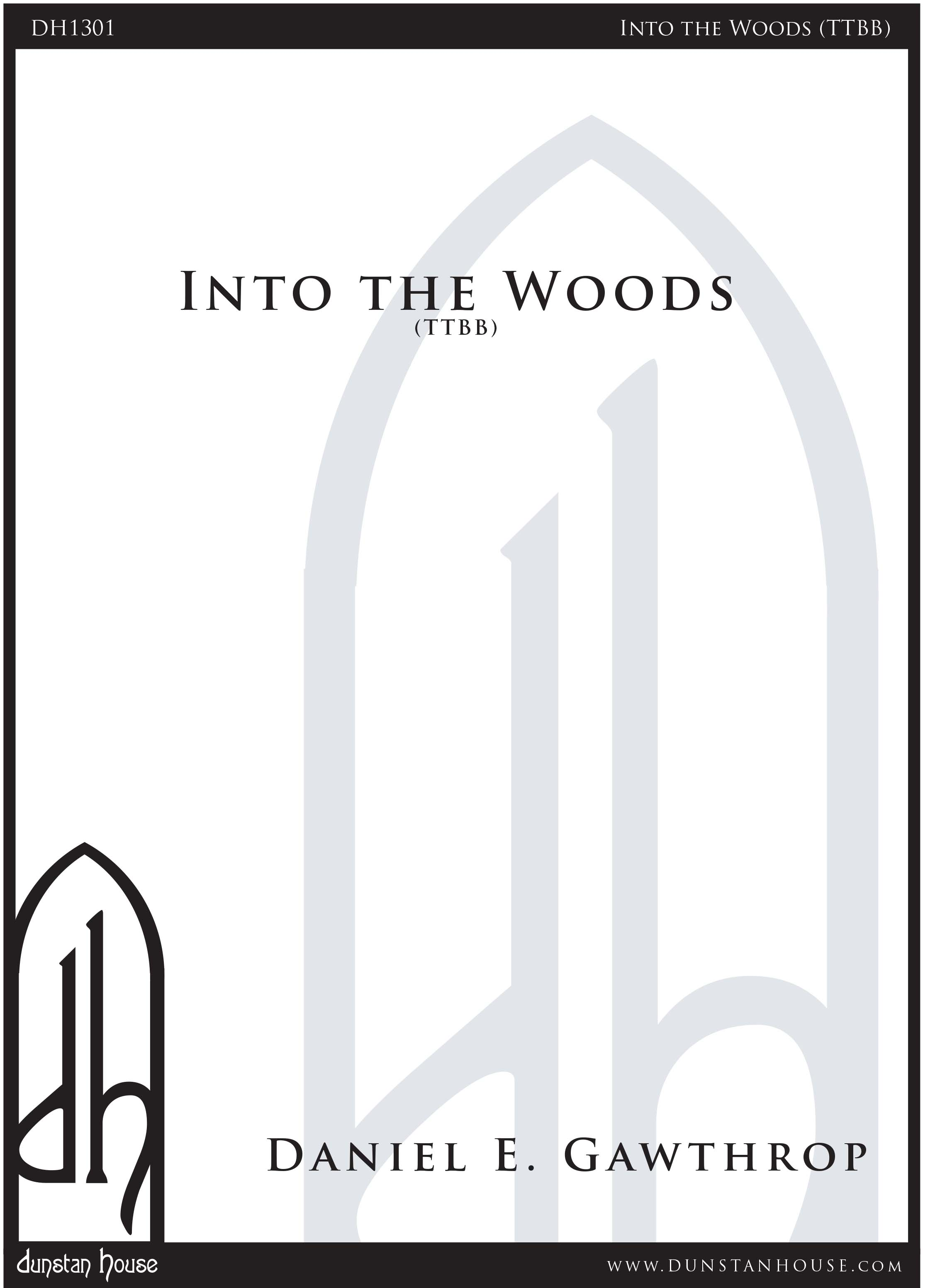 Into the Woods - TTBB