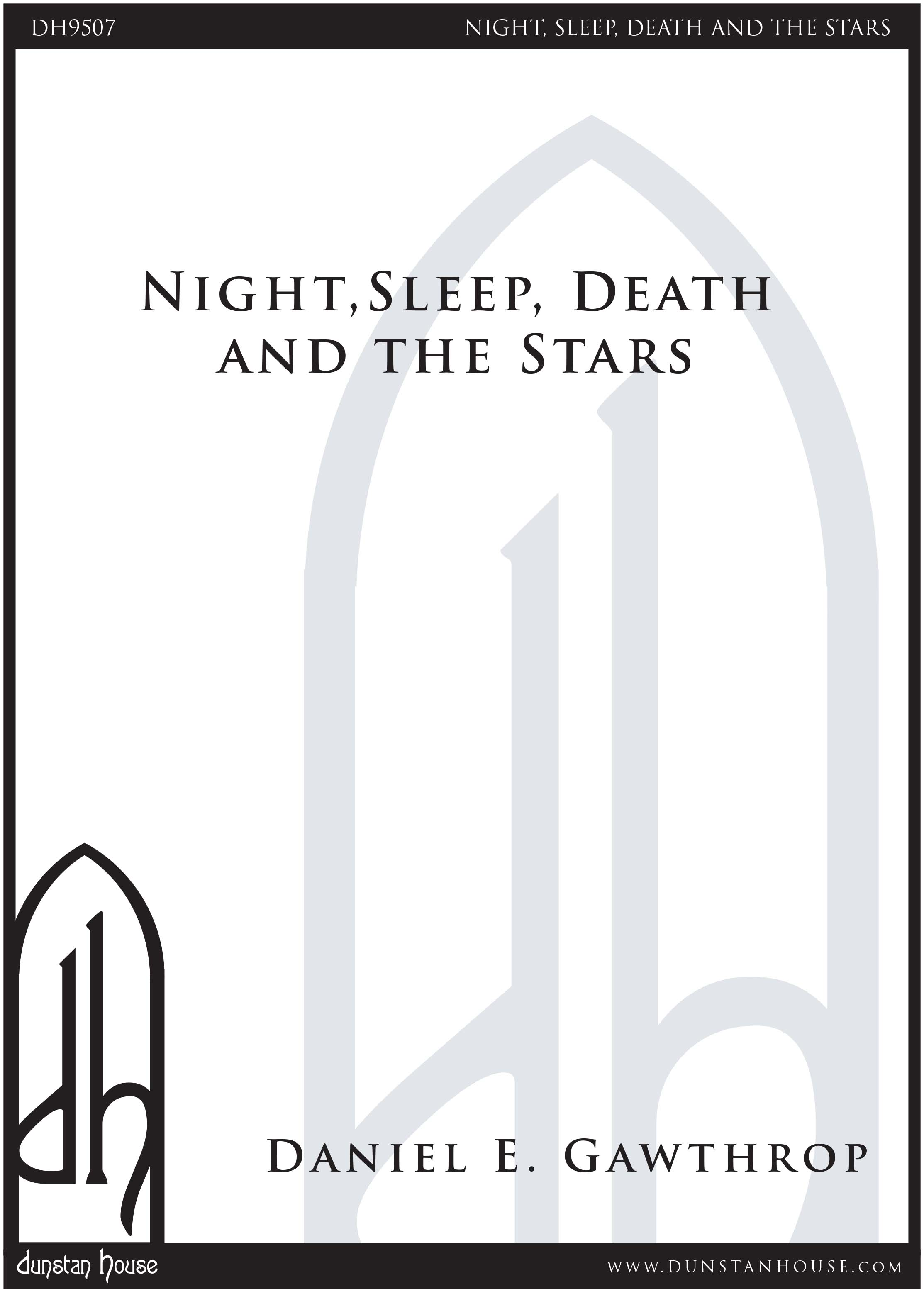 Night, Sleep, Death and the Stars