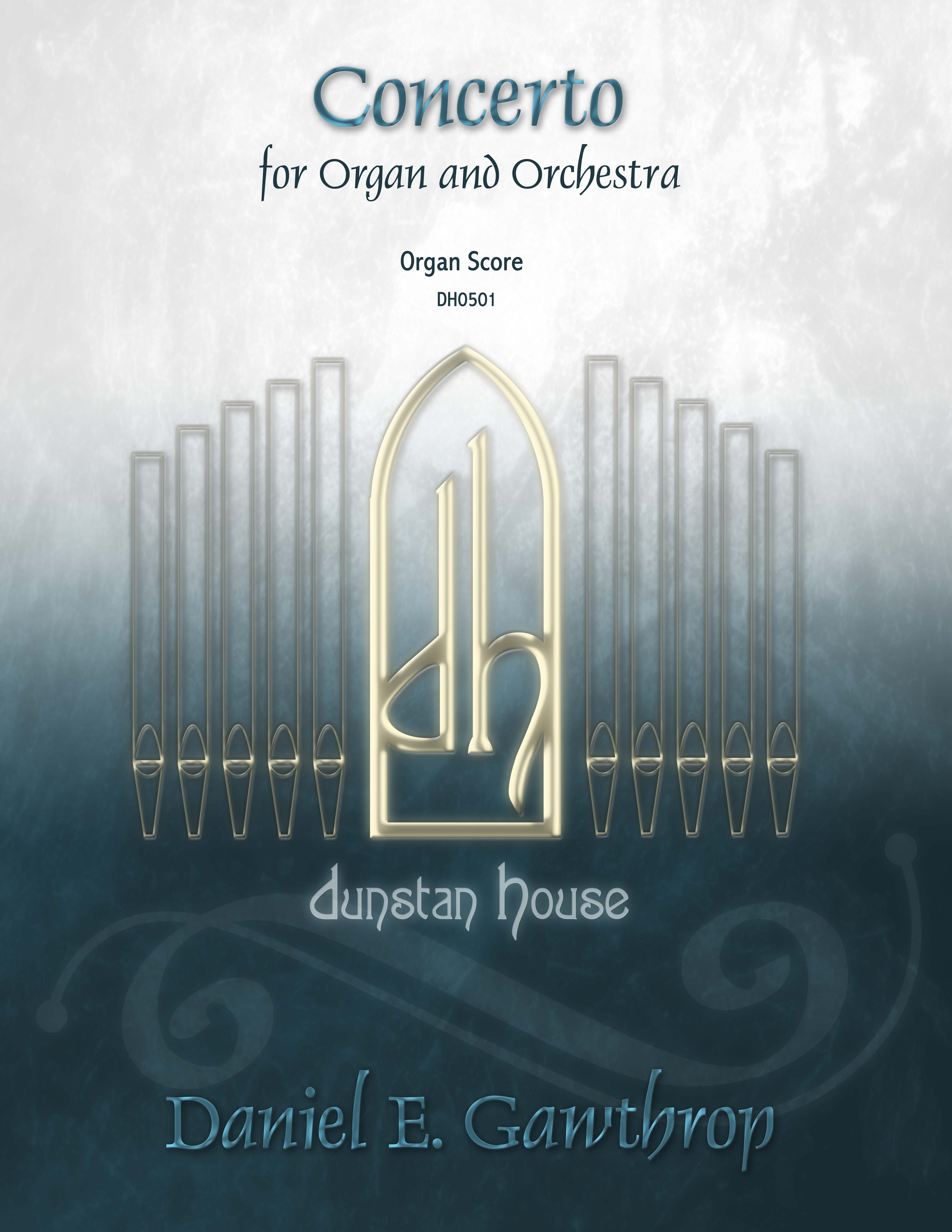 Concert for Organ and Orchestra