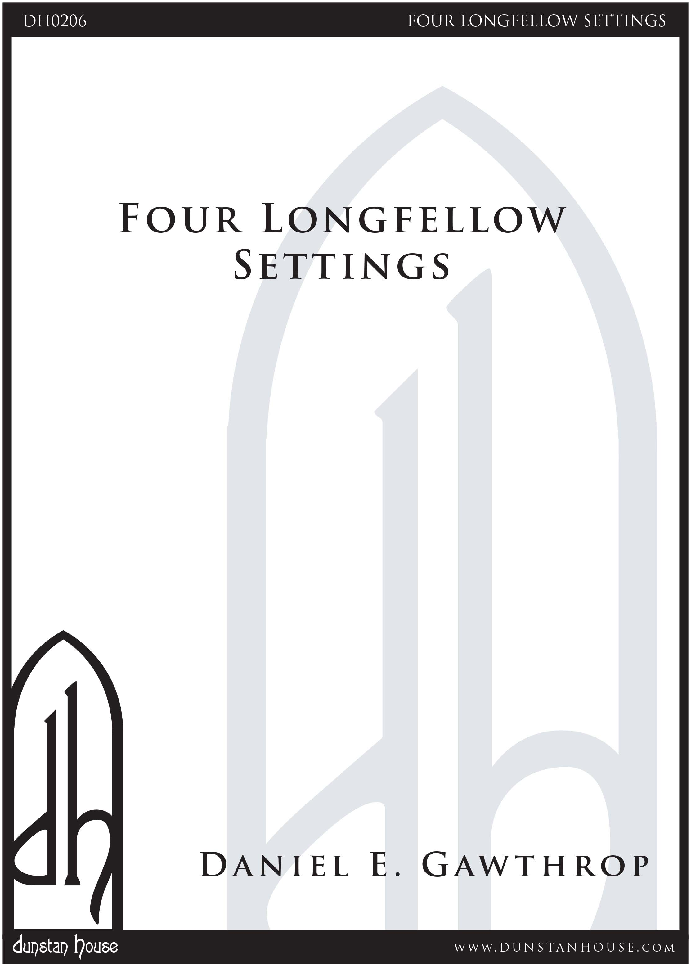 Four Longfellow Settings