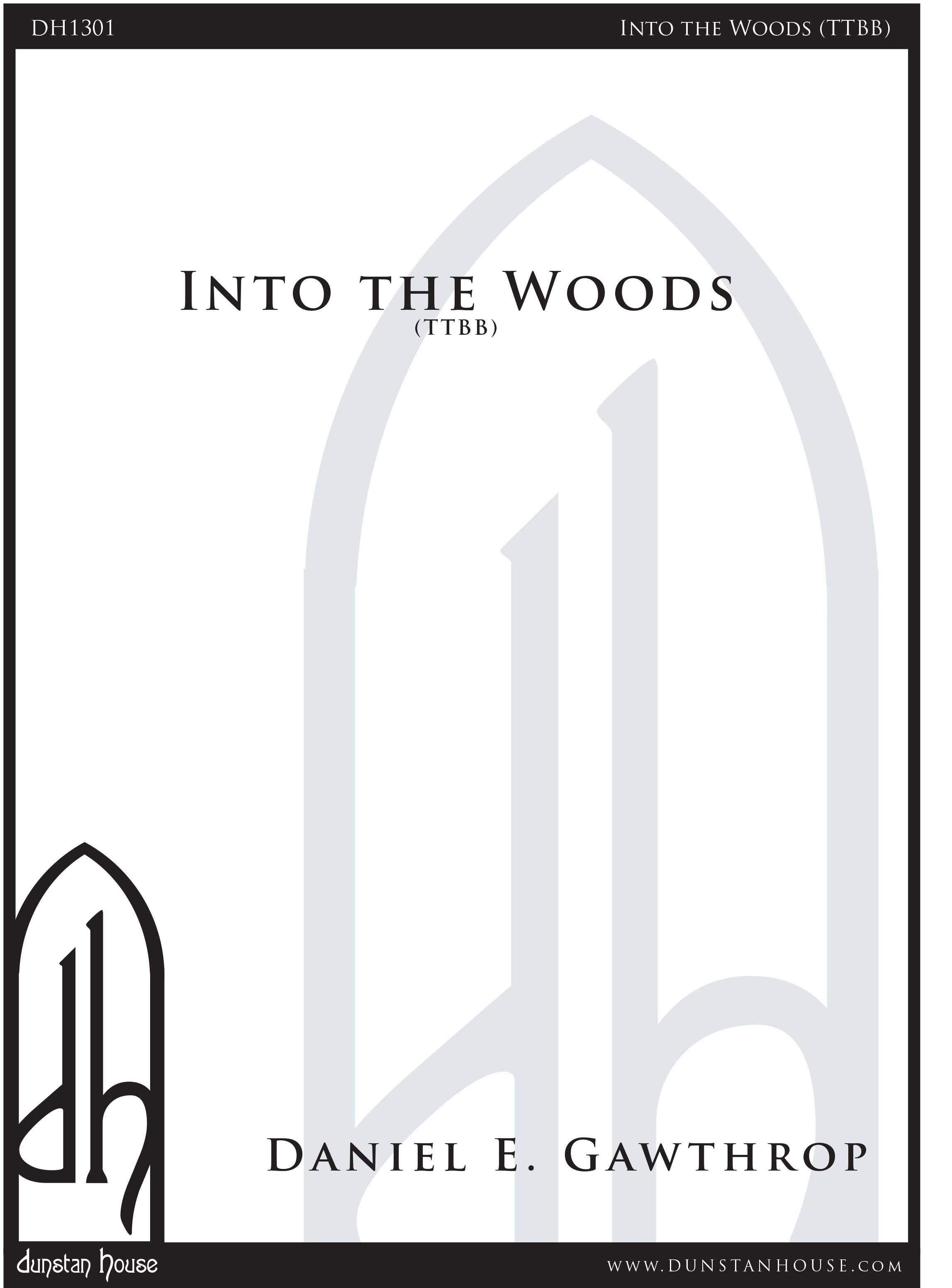 Into the Woods - TTBB