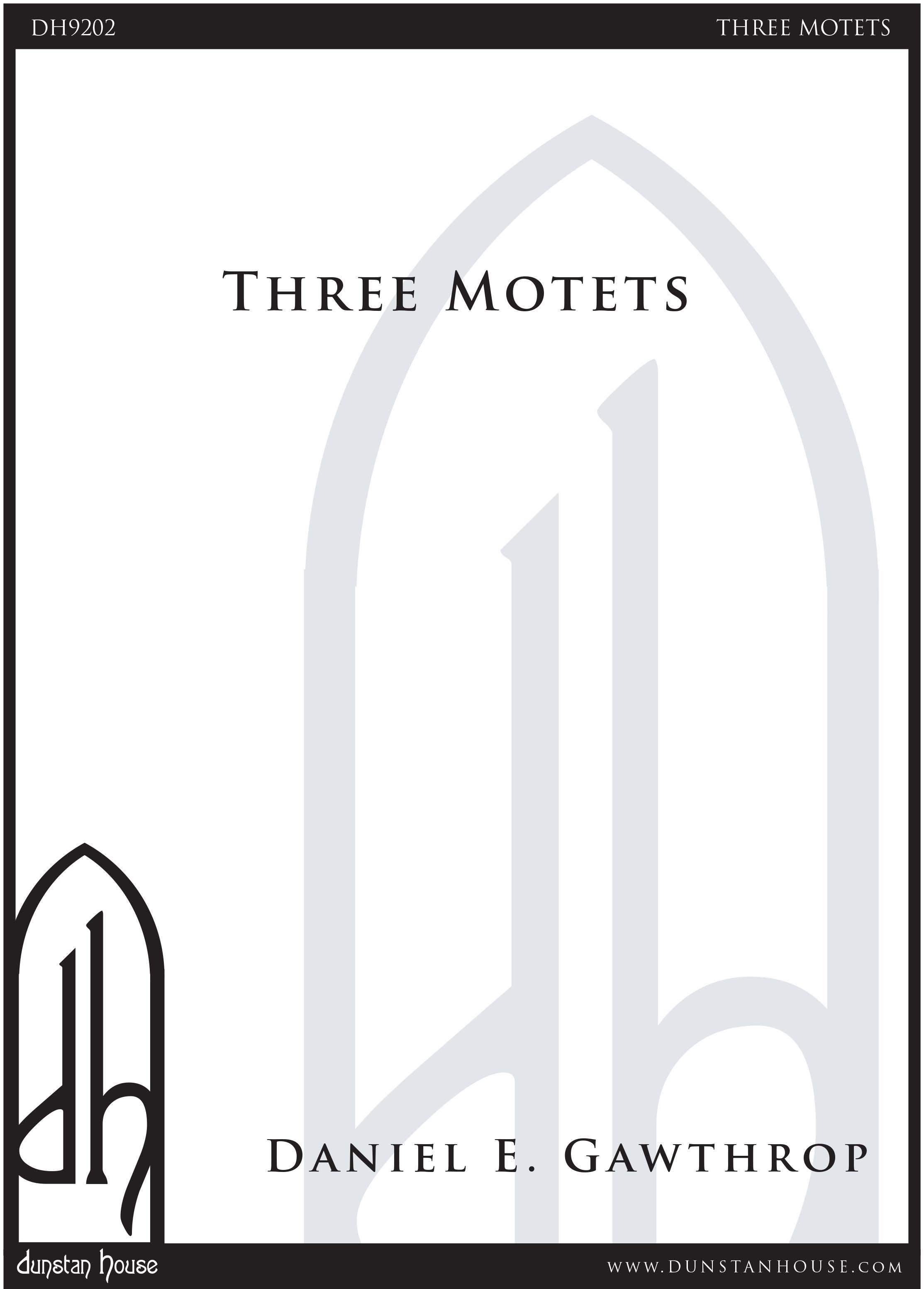 Three Motets