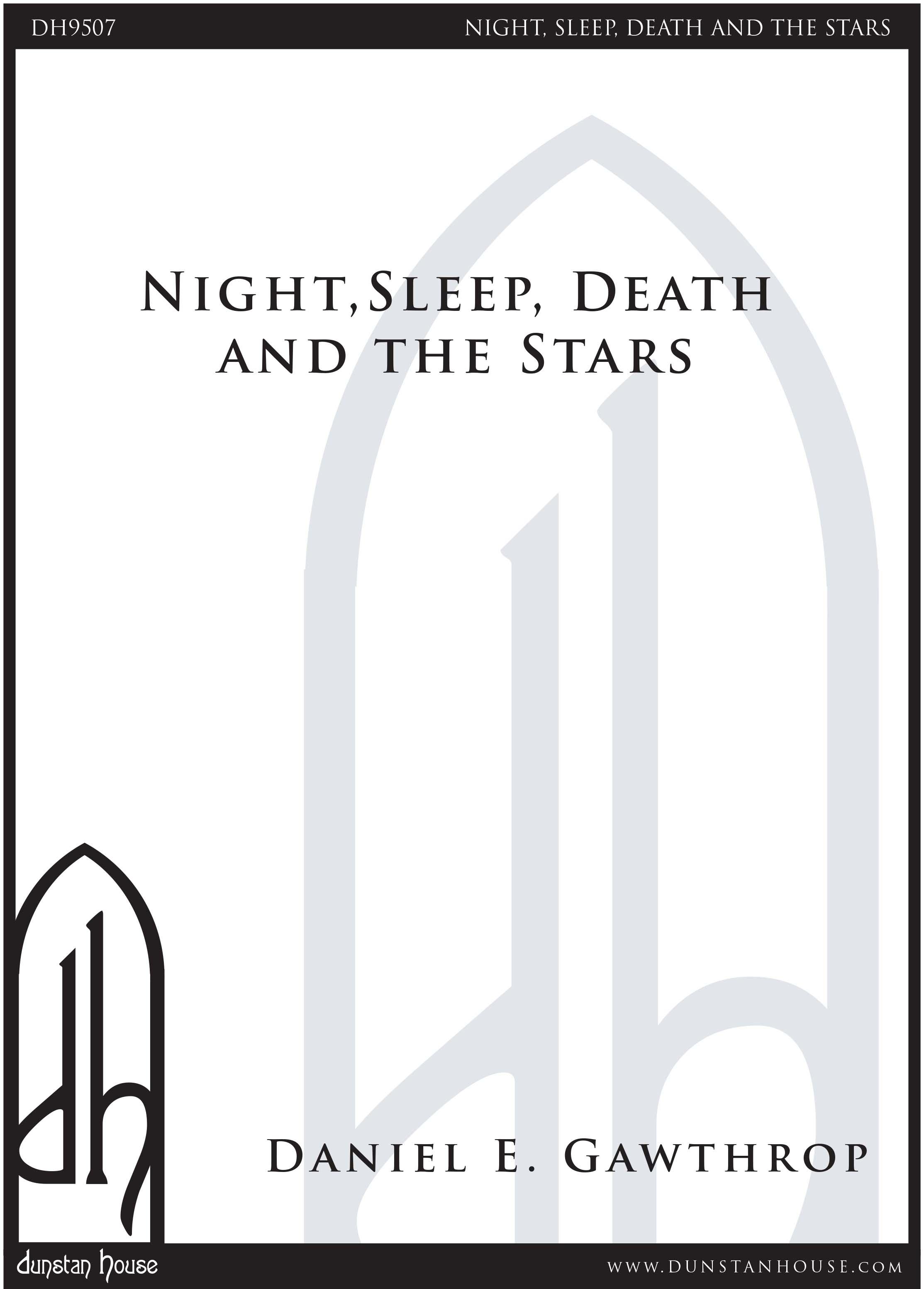 Night, Sleep, Death and the Stars